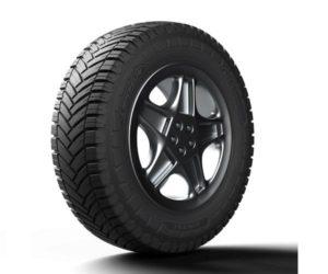 Nová pneumatika Michelin Agilis CrossClimate pro dodávky