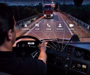 Roadpad - nový audio a navigační systém Renault Trucks