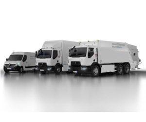 Renault Trucks představuje druhou generaci elektrických vozidel
