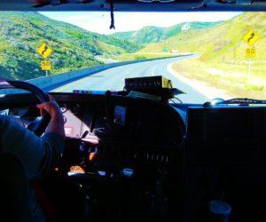Řidiči kamionů, neoprávněně pokutovaní za pašeráctví, se musí bránit