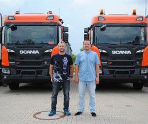 Scania zahajuje přímý servis pojistných událostí