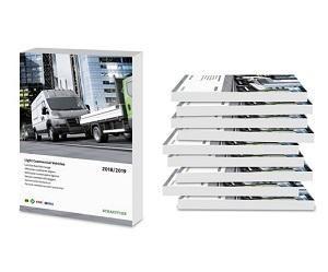První komplexní katalog firmy Schaeffler pro lehké užitkové vozy