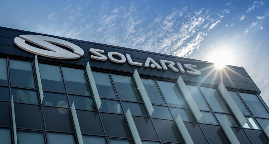 Sídlo firmy Solaris