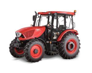 Vize se stala skutečností, ZETOR zahájil sériovou výrobu prvních traktorů v novém designu