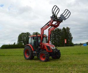 Traktory Zetor předvádějí svoji ZETOR TRACTOR SHOW