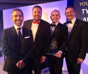 Bridgestone získal nejvyšší ocenění v soutěži TyreSafe