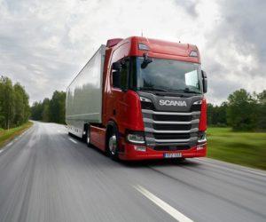 Nejprodávanější nákladní vozidlo v Československu? Scania!