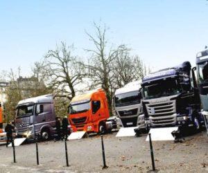Registrace užitkových vozidel v EU zaznamenala v září pokles