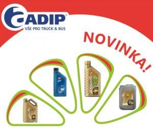 ADIP rozšiřuje sortiment olejů MOL