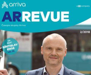 ArRevue 2/2018 časopis skupiny ARRIVA