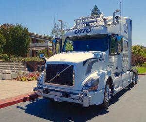 Uber rezignuje z projektu autonomních nákladních vozů