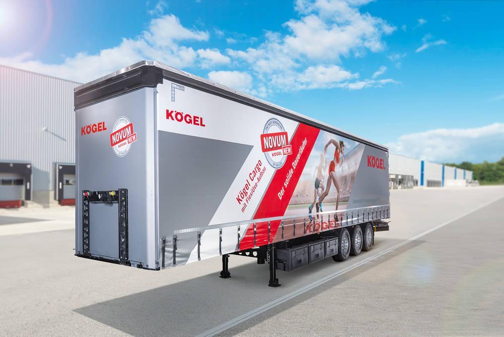 Kögel Cargo generace NOVUM
