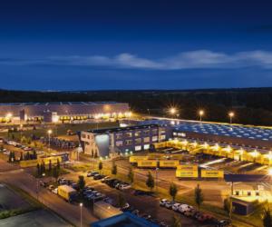 DACHSER investoval do logistického centra v Německu