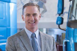 Preston Feight byl jmenován výkonným viceprezidentem společnosti PACCAR