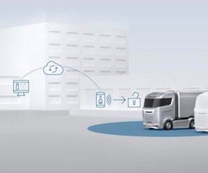 Díky aplikaci Bosch jsou klíče od auta minulostí