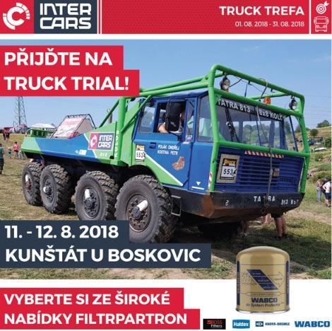IC Truck Trefa: Nabídka filtrpatron