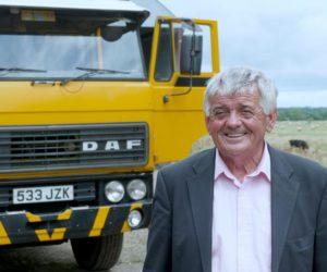 Nejstarší provozované nákladní vozidlo DAF?