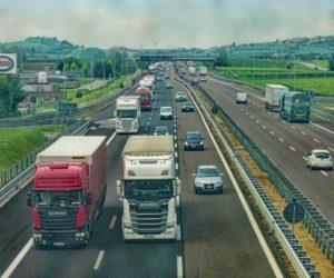 Řidiči západoevropských států nedodržují pravidla vysílání pracovníků
