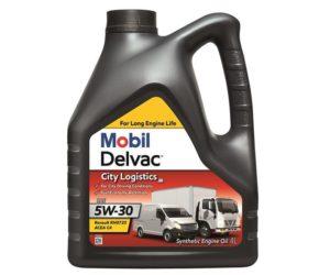 Nový olej Mobil pro dodávky Renault