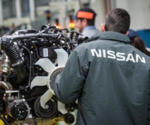 Nissan plánuje rozšíření výroby vozu pick-up Navara