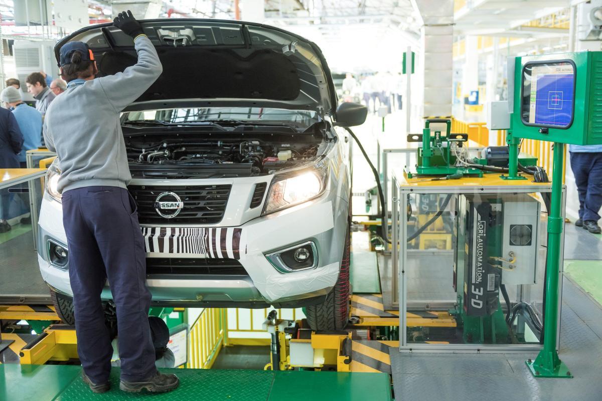 Nissan reaguje na růst celosvětové poptávky rozšířením výroby pick-upu Navara