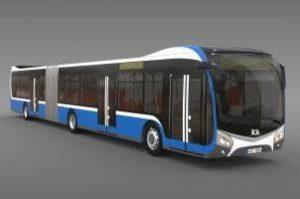 Světová premiéra autobusu SOR NS 18
