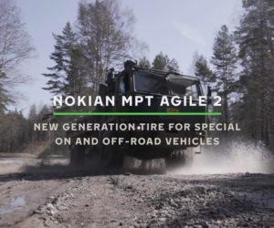 Nová off-roadová pneumatika Nokian MPT Agile 2
