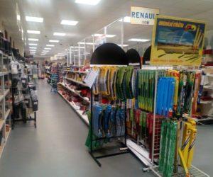 Firma SKARAB přestavuje prodejnu