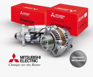 Startéry a alternátory Mitsubishi pro nákladní vozy v nabídce firmy ALLSTAR