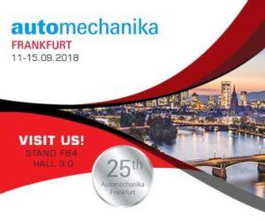 Firma AS-PL se představí na Automechanice ve Frankfurtu