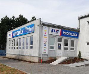 ELIT otevřel novou pobočku v Boskovicích