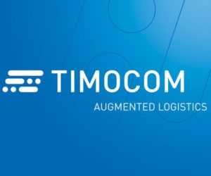 TIMOCOM stává průkopníkem Smart Logistics System