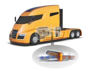 Řešení Continental pro snížení emisí