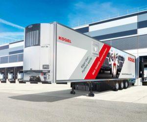Kögel na výstavě užitkových vozidel IAA 2018