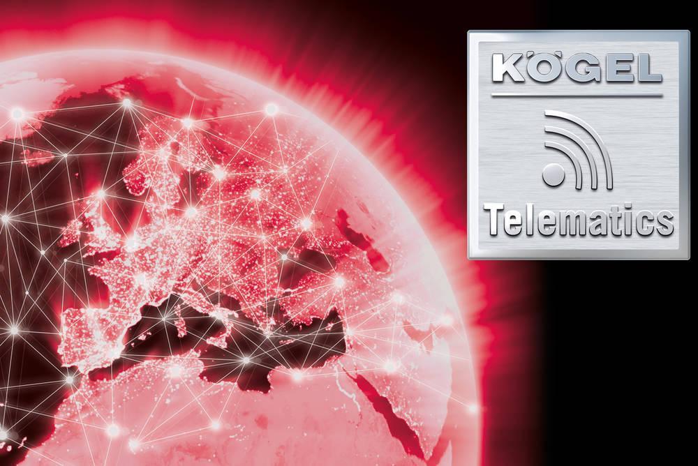 Kögel Telematics Connectivity