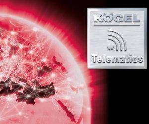 Základní kámen digitalizace - Kögel Telematics Connectivity