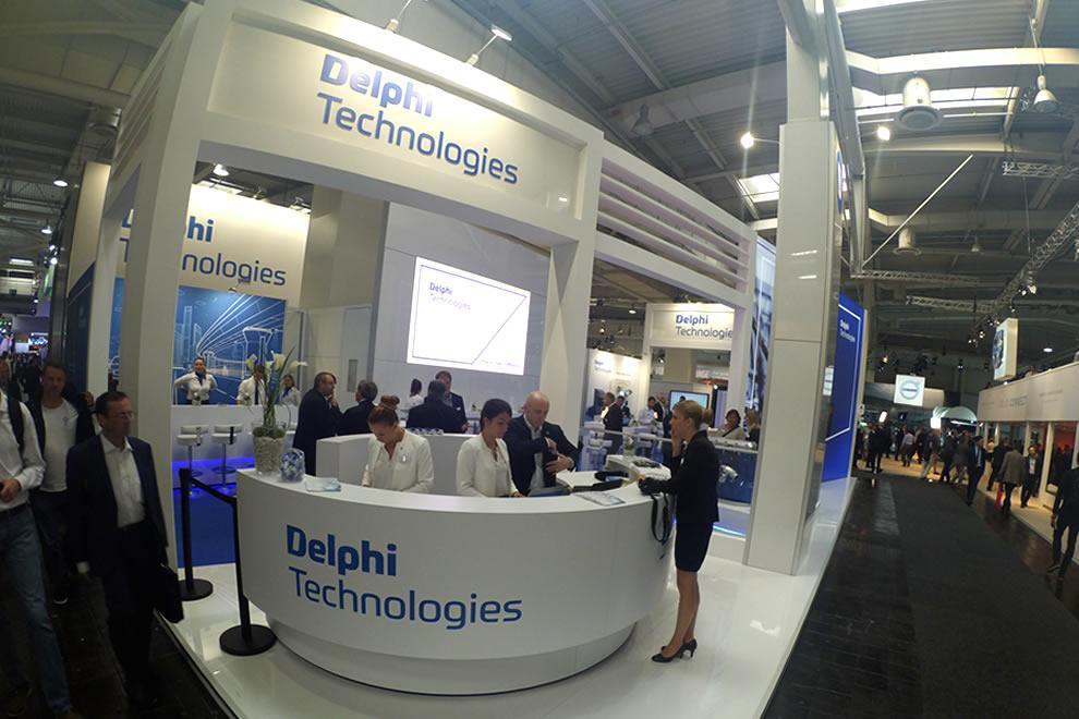 Delphi Technologies na veletrhu IAA