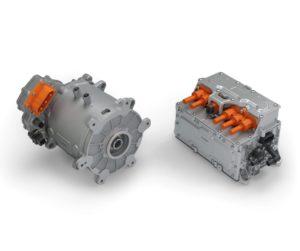 Bosch představuje elektromobilitu pro návěsy