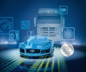 Rekordní počet vystavovatelů a vysoká návštěvnost – to byl 25. ročník veletrhu Automechanika