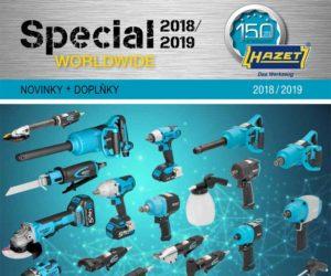 Kompletní sortiment z nového katalogu HAZET  v nabídce STAHLGRUBER