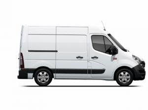 Renault Trucks zahajuje prodej 100% elektrického užitkového vozidla