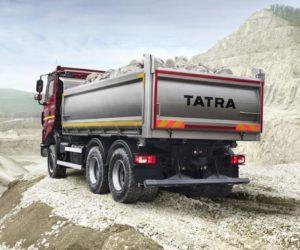 Projekt zpětného odkupu vozidel TATRA je úspěšný