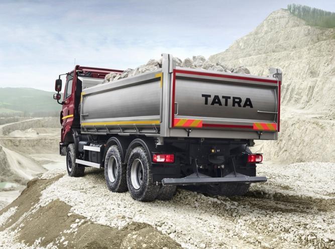 Projekt zpětného odkupu vozidel TATRA