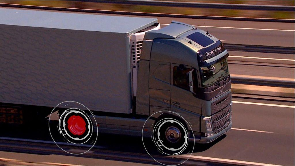 Volvo představuje nové monitorovací služby