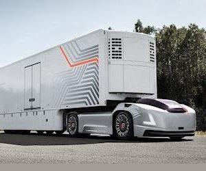 Společnost Volvo Trucks představuje přepravní řešení budoucnosti
