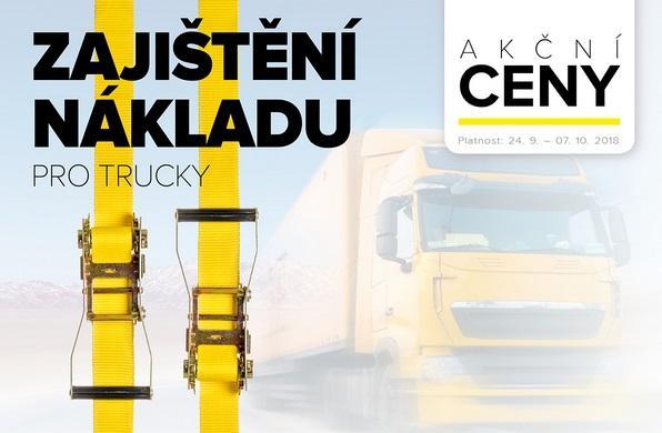 AUTO KELLY: Zajištění nákladu pro trucky