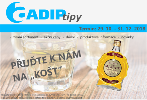 ADIP tipy