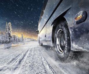 Continental představuje novou zimní pneumatiku pro nápravy autobusů