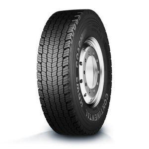 HDW2 COACH překonává charakteristiky pneumatik M+S i požadavky Alpského symbolu