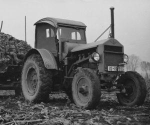 90 let od první zemědělské pneumatiky Continental